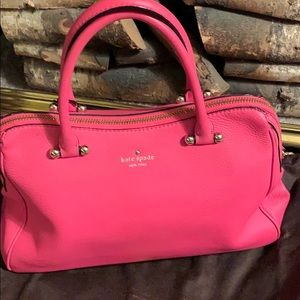 Kate Spade Satchel Bright Pink Bag